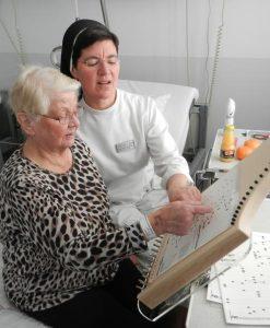 Klemmhalter-Altenpflege