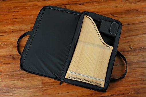 Harfentasche für Veeh-Harfe schwarz