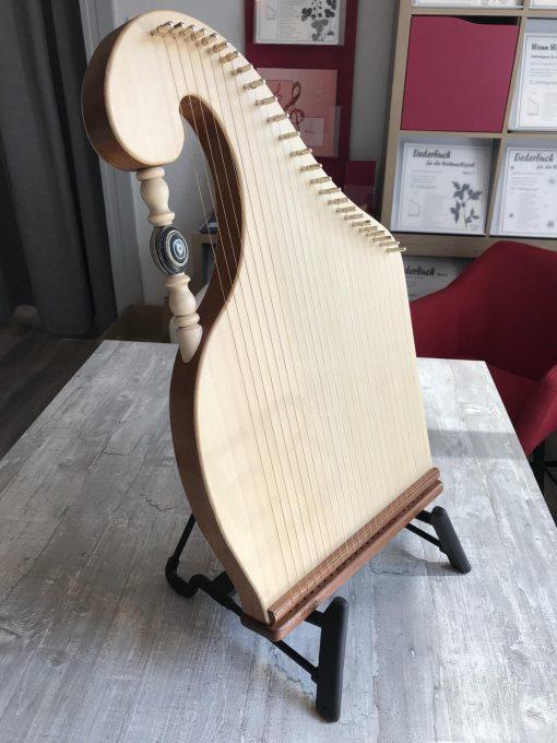 Tischharfenständer für Veeh-Harfe, Zauberharfe und andere Tischharfen