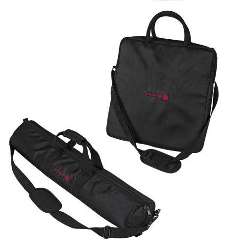 Taschenset für Harfenständer