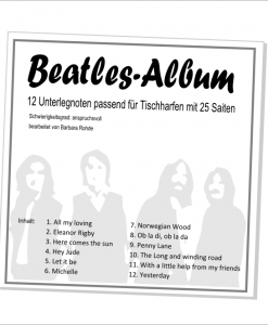 Beatles-Album 25 Saiten