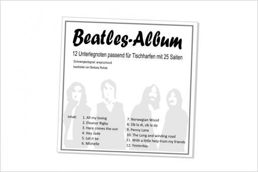 Beatles-Album 25 Saiten