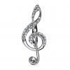 Anstecknadel Violinschlüssel