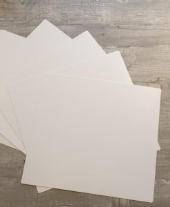 Registerkarten für Notenbox für Unterlegnoten